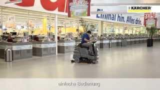 Kärcher Branchenlösungen: Retail