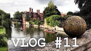 Klimatyczne Miasteczko, Czyli Cambridge   Vlog #11