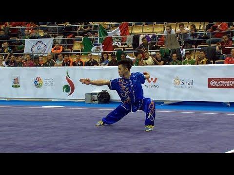 [14th WWC] Men's Changquan - Zhizhao Chang - 1st - 9.70 [CHN]