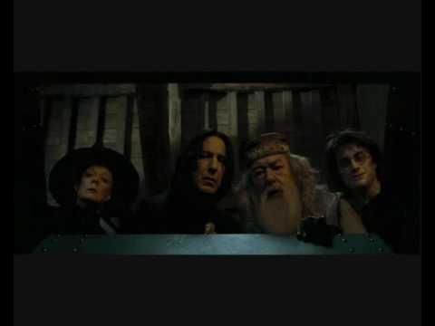 Ночной дозор & Гарри Поттер