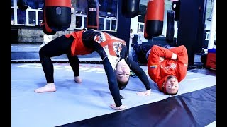 Как правильно делать разминку перед тренировкой - Секреты чемпионки мира по ММА
