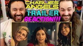 CHARLIE'S ANGELS (2019)   TRAILER REACTION!!!