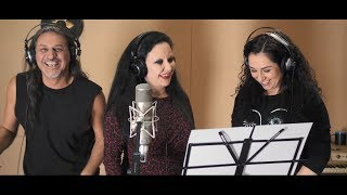 Camela - Lágrimas De Amor Ft Alaska (Lyric Video)