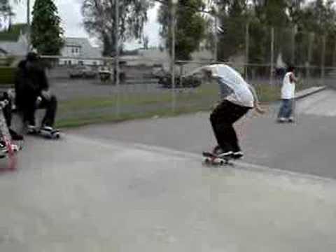 Longview Skatepark Montage