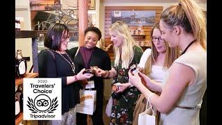 Video Visit to Savannah's Salt Table Shop. The original Salt Table in the heart of historic Savannah