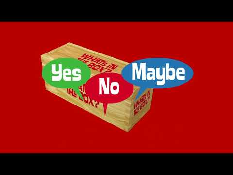 Youtube Video for What's in the Box? - Fun Family Game
