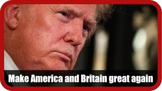 Die X-perten (20.01.): Make America and Britain great again