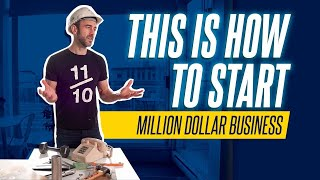How To Start A Million Dollar Business In 2021