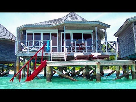 HD Tour of My Sangu Water Villa at Kuredu Island Resort in Maldives