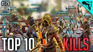 1v9 CLUTCH - For Honor Top 10 Epic Moments & Kills in World's Best Clips the Week - WBCW 179 SM64 - dooclip.me