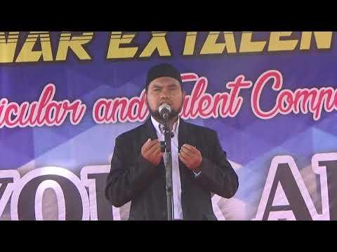 Pembacaan Do'a Pembukaan Al Manar Extalent II