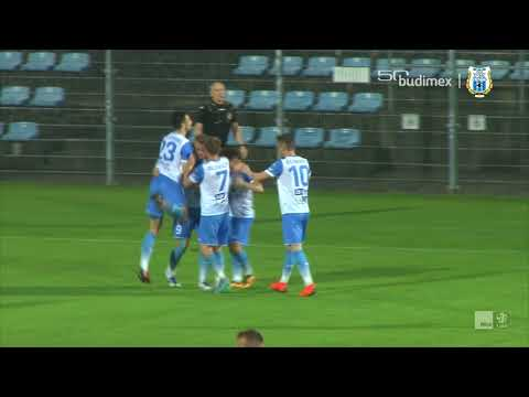 Bramki z meczu Odra Opole - Stomil Olsztyn