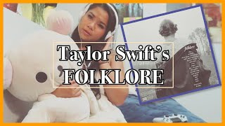 FOLKLORE ALBUM REVIEW | Top 3 Favourite Songs from the Album