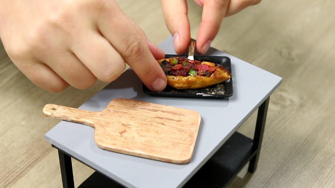 Mini Türk Mutfağı - Mini Mantı 51