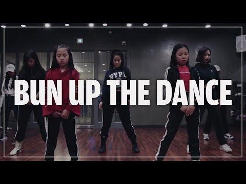 dillon francis skrillex bun up the dance qoo choreography