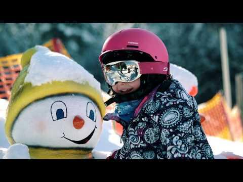 Rodinná lyžovačka v Jungholz, Rakúsko