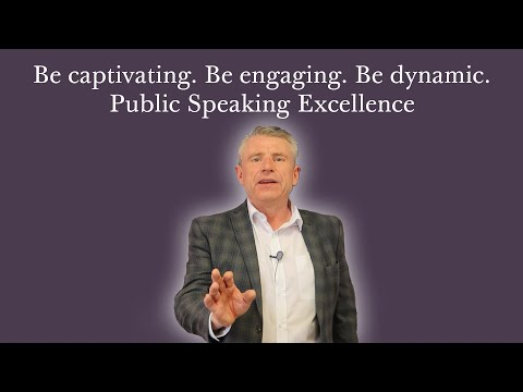 Public Speaking Excellence
