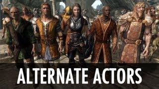 Skyrim Mod Spotlight: Alternate Actors