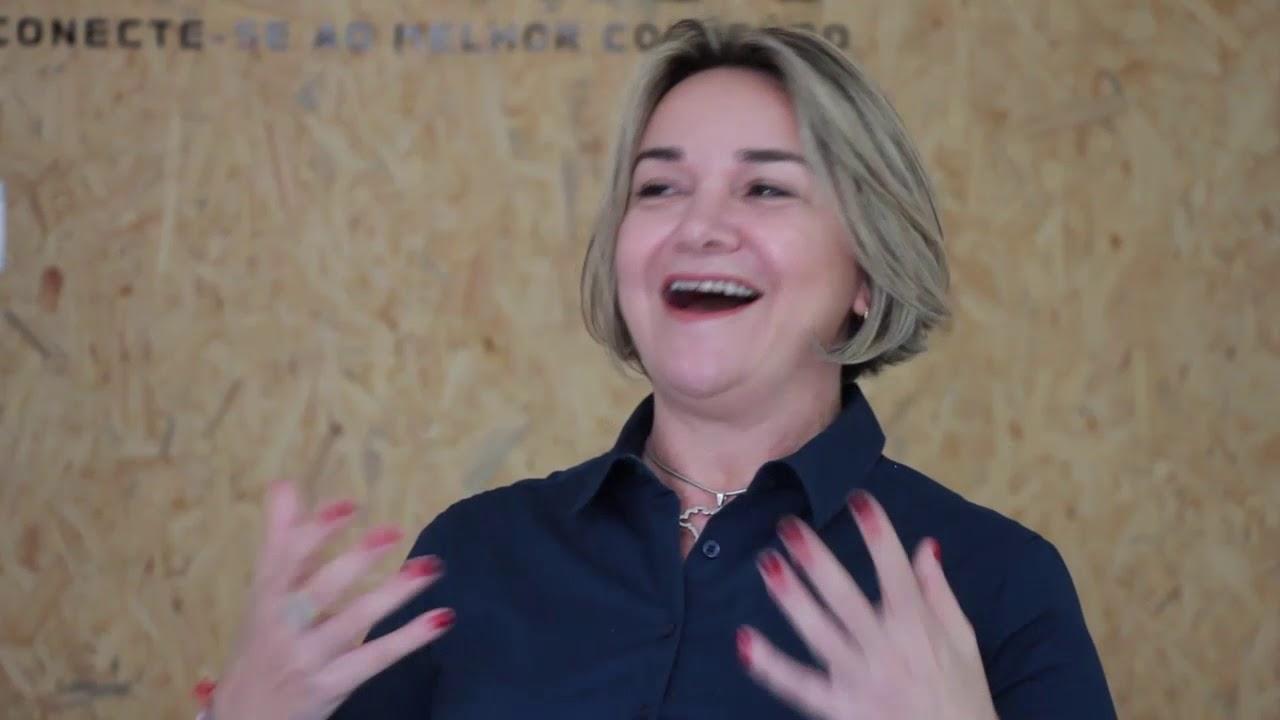 Programa Reticências- Entrevista Major Elizete Lima
