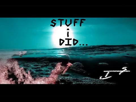 isaiah shields - STUFF i DID - (Dream Junkies - Take Me Back)