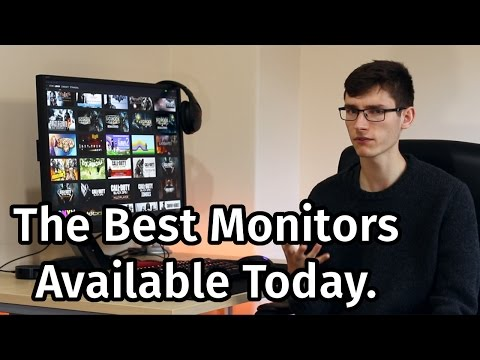 The PC Monitor Buyers Guide 2016!