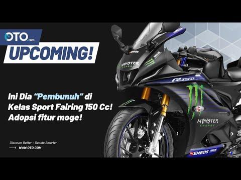 Yamaha R15 V4 & R15M Meluncur di Indonesia Tahun ini? | OTO Upcoming