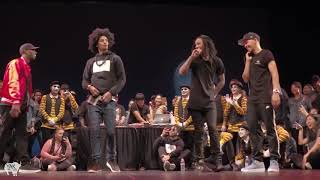 Larry (Les Twins) - Fat Joe - Slow Down Ha Ha (CLEAR AUDIO)