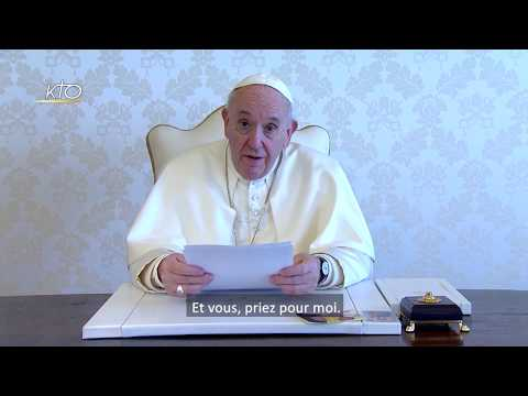 Message du pape François avant la Semaine Sainte