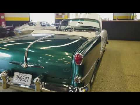 1954 Oldsmobile 98 Starfire Convertible for Sale - CC-1019713