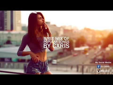 Best Remixes Of Popular Songs 2017 | Party Club Charts Hits