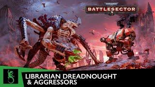 VideoImage4 Warhammer 40,000: Battlesector