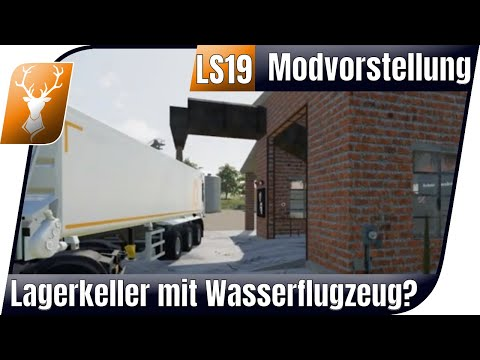 LS19 Lagerkeller für Wurzelfrüchte, Hackschnitzel und Zuckerrohr von GtX - Wieder an alles gedacht!
