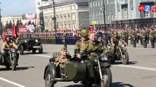 Парад Победы (Челябинск, 9 мая 2012 года) НРЧелябинск