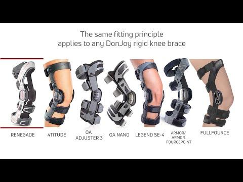 Donjoy Djo 4Titude Functional Ligament Brace