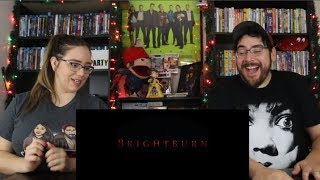 Brightburn - Official Trailer Reaction / Review