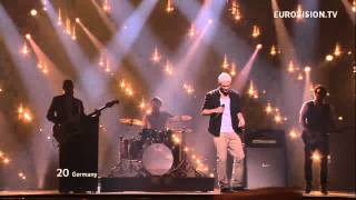 Roman Lob, Roman Lob - Standing Still - Live - Grand Final - 2012 Eurovision Song Contest