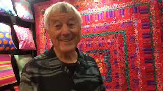 Fb  - Welcome To The World Of Kaffe Fassett And Brandon Mably. Spirit Fabrics.