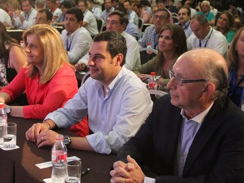 Cristóbal Montoro interviene en la 10 Escuela de Verano del PP Andaluz