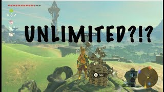 Botw | How to get unlimited ancient parts