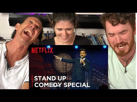 Vir Das | India and Homophobia | Stand up REACTION!!