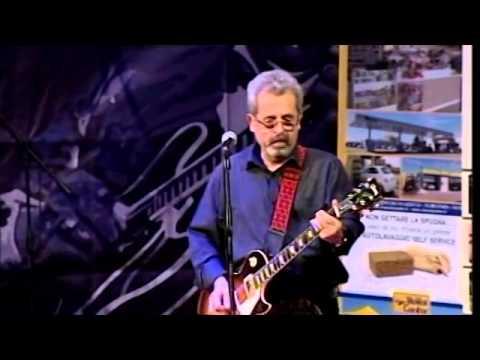BBF2014 - Winter Edition: Stefano Zabeo & Blues Society