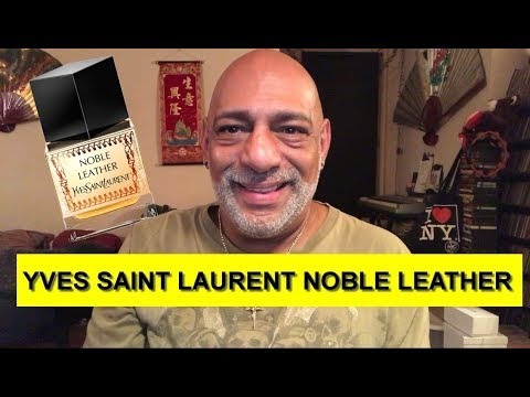 Yves Saint Laurent Noble Leather (2013) REVIEW + GIVEAWAY (CLOSED)