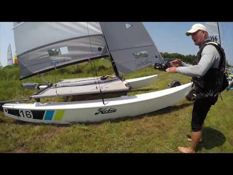 Mark Modderman Hobie 16 tuning tips
