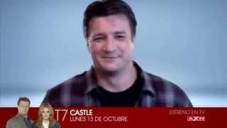 Castle Promo S7 AXN Espagne vostfr