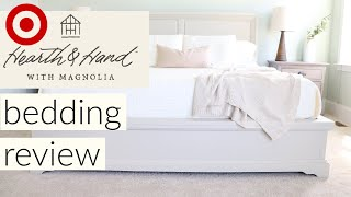 Hearth And Hand Magnolia Bedding Haul & Review | Joanna Gaines & Target