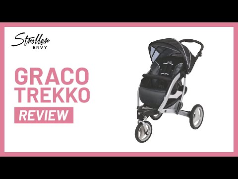 Stroller-Envy Graco Trekko Review