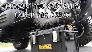 DeWalt Tough System Large box DS300 DSWT08203 caja de herramienta