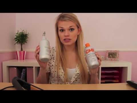 Review: CHI stijltang & Producten