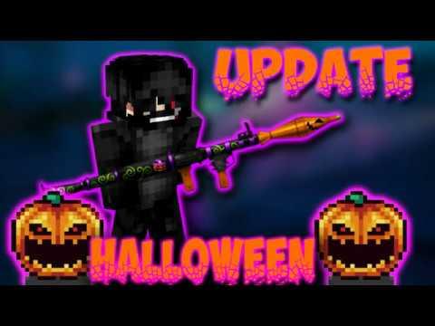 Halloween Update 17.0.0 - Pixel Gun 3D - Trailer - Hack [Fan Made]