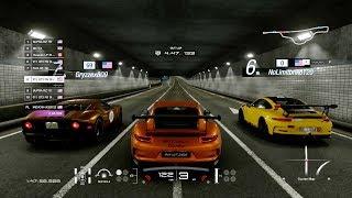 GT Sport:Midnight Street Racing w/ 900HP Aventador, 700+HP GT3